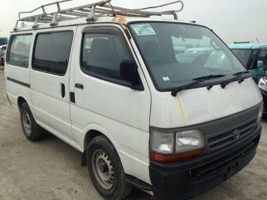1999 AT Toyota Hiace Van RZH102V