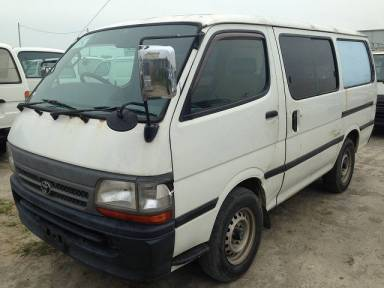 1998 AT Toyota Hiace Van RZH102V