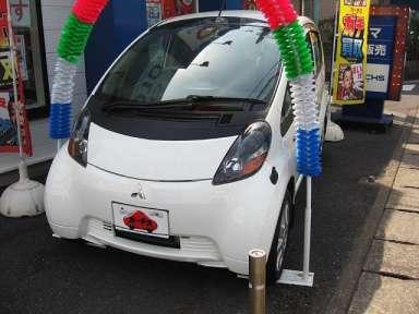 2007 AT Mitsubishi i DBA-HA1W