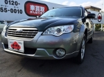 2007 AT Subaru Legacy Outback DBA-BP9