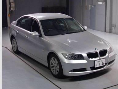 2007 AT BMW 3 Series ABA-VA20