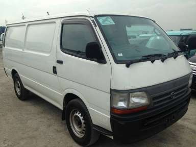 2004 AT Toyota Hiace Van TRH112V