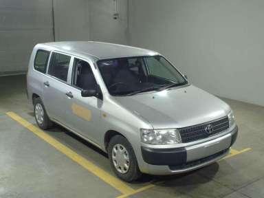 2008 MT Toyota Probox Van NCP51V