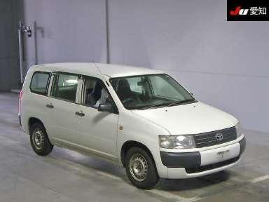 2009 MT Toyota Probox Van NCP50V