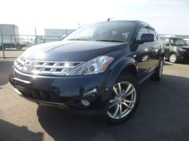 2005 AT Nissan Murano PNZ50