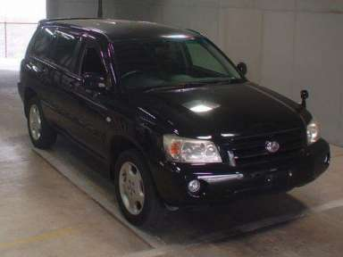 2005 AT Toyota Kluger V ACU20W
