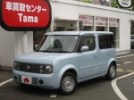 2006 AT Nissan Cube DBA-BZ11