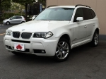2009 AT BMW X3 ABA-PC25