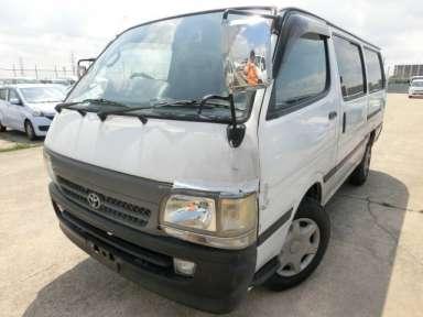 2000 AT Toyota Hiace Van RZH112V