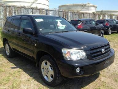 2006 AT Toyota Kluger V ACU25W