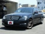 2011 AT Mercedes Benz C-Class DBA-204248