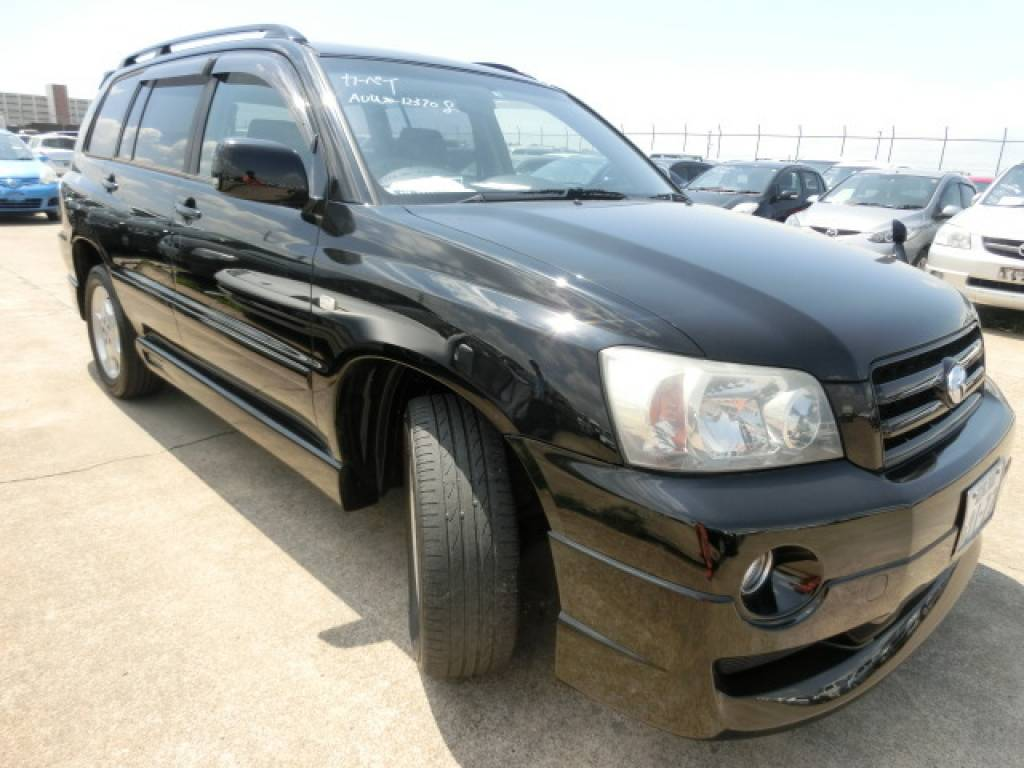 Used 2005 AT Toyota Kluger V ACU20W