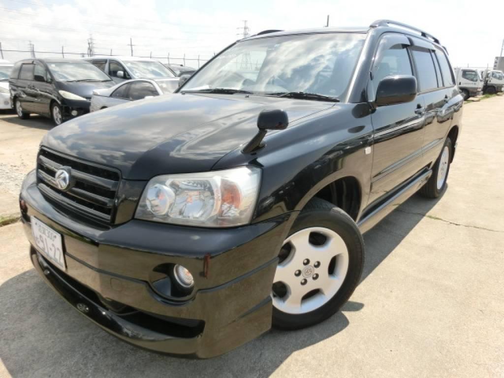 Used 2005 AT Toyota Kluger V ACU20W Image[1]