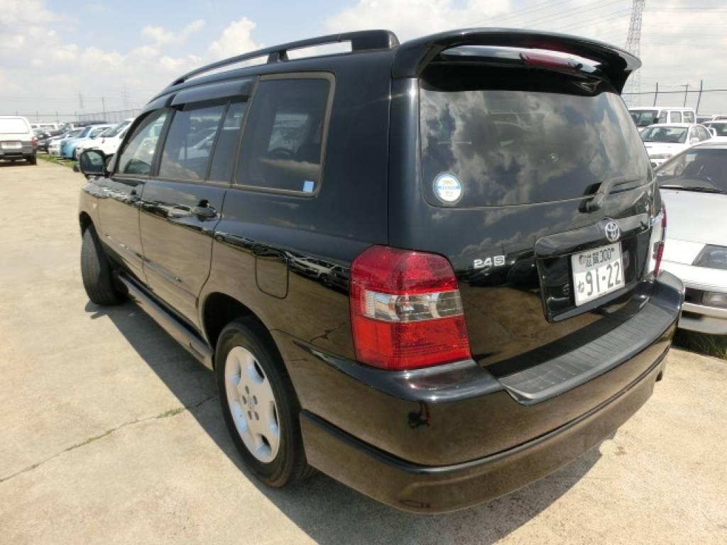 Used 2005 AT Toyota Kluger V ACU20W Image[3]