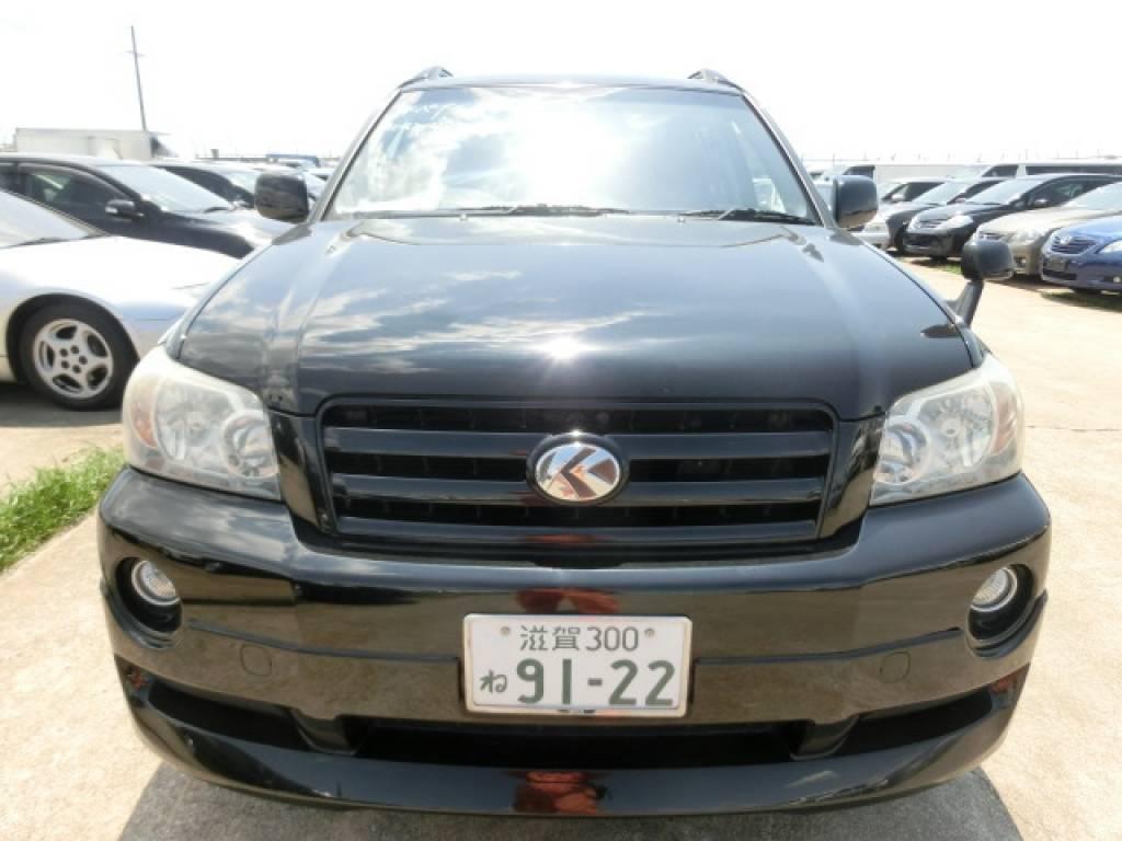 Used 2005 AT Toyota Kluger V ACU20W Image[4]