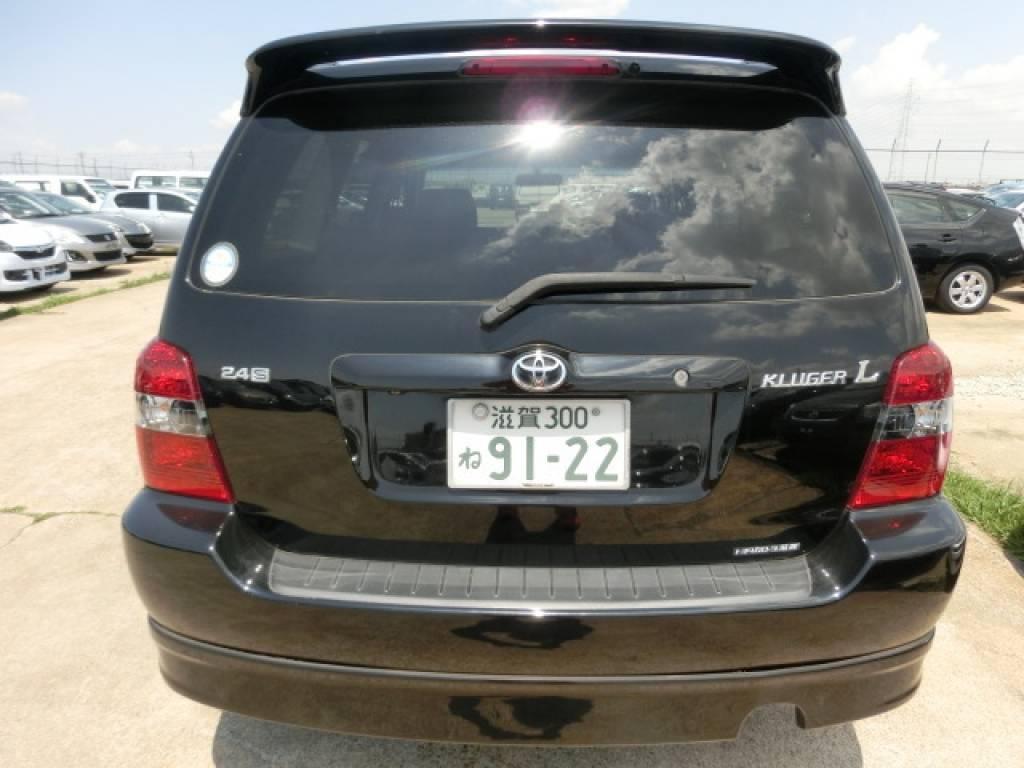 Used 2005 AT Toyota Kluger V ACU20W Image[5]