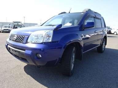2006 AT Nissan X-Trail NT30
