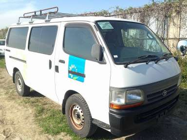 1999 AT Toyota Hiace Van RZH112V