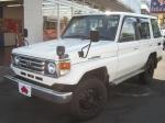 2000 AT Toyota Land Cruiser KG-HZJ76V