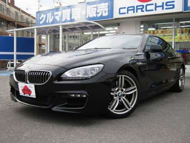 2013 AT BMW 6 Series DBA-LW30C