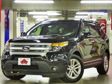 2014 AT Ford  Explorer ABA-1FMHK9