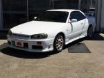 1998 MT Nissan Skyline GF-ER34