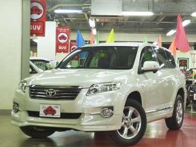 2011 CVT Toyota Vanguard DBA-ACA33W