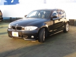2006 AT BMW 1 Series GH-UF18