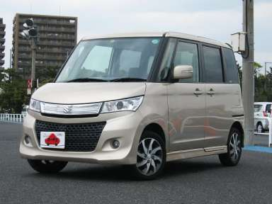2010 CVT Suzuki Palette SW DBA-MK21S