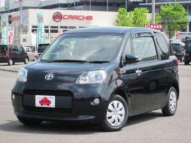 2014 CVT Toyota Porte DBA-NSP140