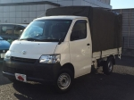 2012 MT Toyota Liteace Van ABF-S402U