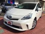 2011 CVT Toyota Prius alpha DAA-ZVW40W