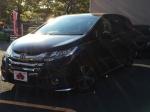 2013 CVT Honda Odyssey DBA-RC1