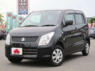 2011 AT Suzuki Wagon R DBA-MH23S