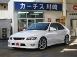 2001 MT Toyota Altezza GH-SXE10