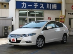 2009 CVT Honda Insight DAA-ZE2