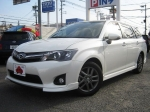 2015 AT Toyota Corolla Fielder DBA-NZE161G