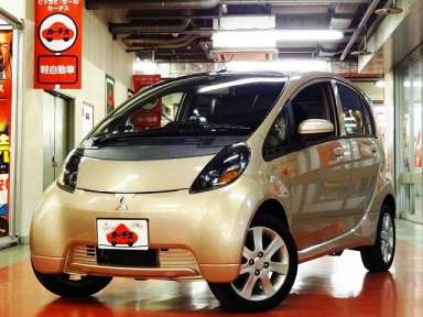 2010 AT Mitsubishi i CBA-HA1W