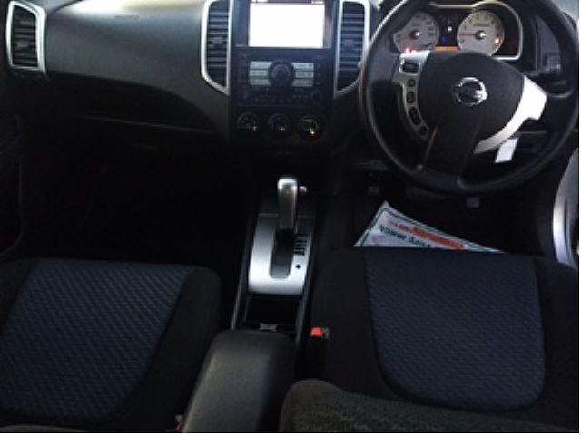 Used 2006 CVT Nissan Wingroad DBA-Y12 Image[1]