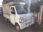 2011 MT Suzuki Carry Truck EBD-DA63T