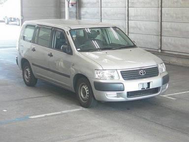 2008 AT Toyota Succeed Van NCP51V