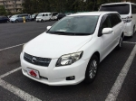 2007 AT Toyota Corolla Fielder DBA-NZE141G
