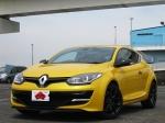 2015 MT Renault  Megane ABA-DZF4R