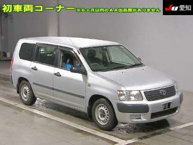 2008 MT Toyota Succeed Van NCP51V