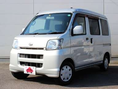 2006 AT Daihatsu Hijet Cargo LE-S320V