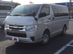 2014 AT Toyota Hiace Van QDF-KDH201V