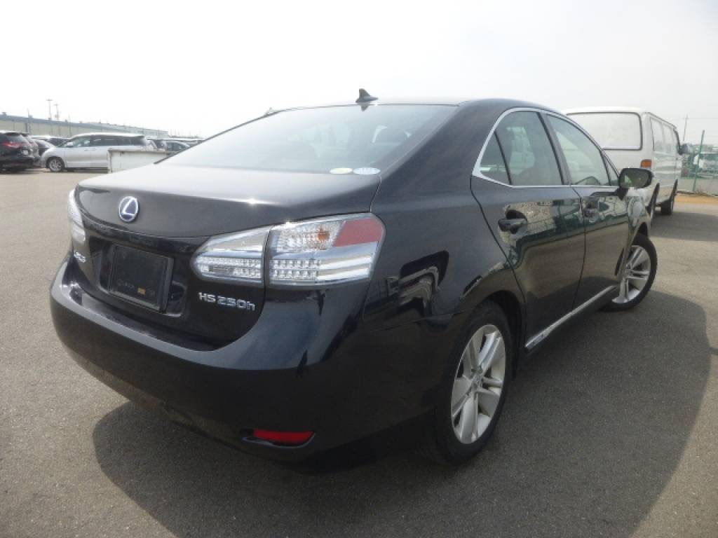 Used 2009 AT Lexus HS ANF10 Image[2]