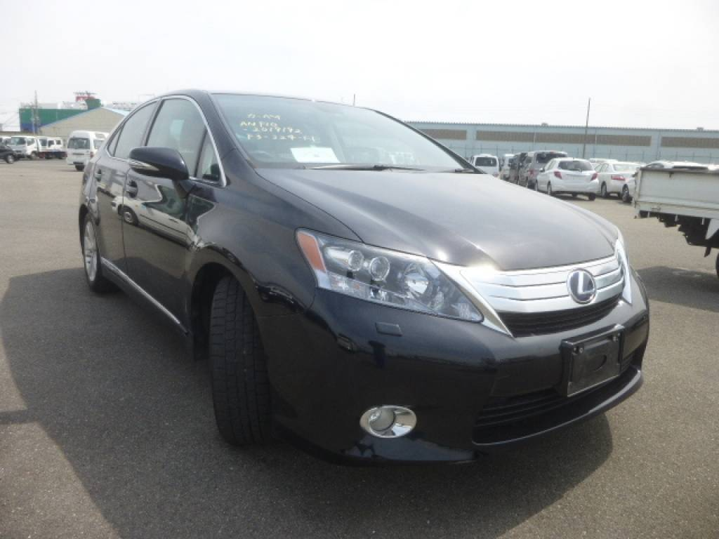 Used 2009 AT Lexus HS ANF10 Image[3]