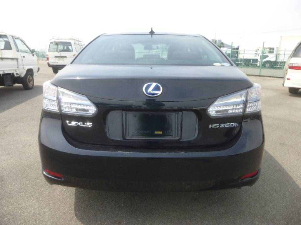Used 2009 AT Lexus HS ANF10 Image[4]