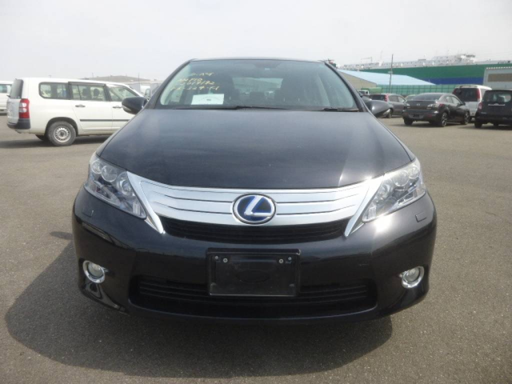 Used 2009 AT Lexus HS ANF10 Image[5]